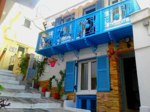 Skopelos Villa Afentoulis