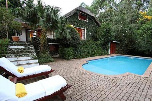 Cybele Forest Lodge & Health S..