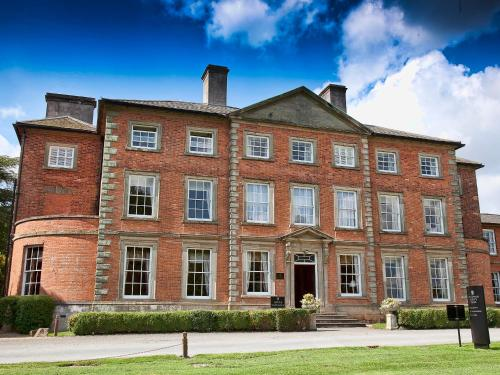 Stay at Macdonald Ansty Hall