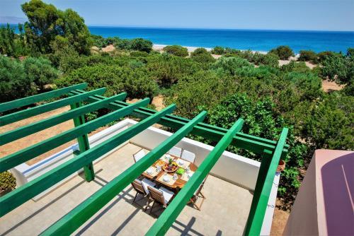 Beach Front Villa Rhodes Seashell