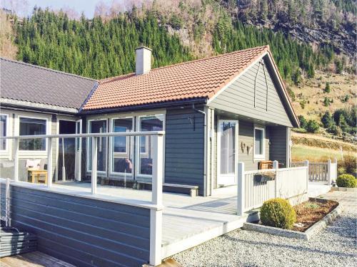 Five-Bedroom Holiday Home in Hebnes, Hebnes