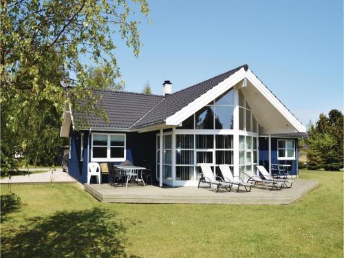 Holiday home Stolt Henriksvej III