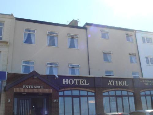 Hotel Athol Blackpool