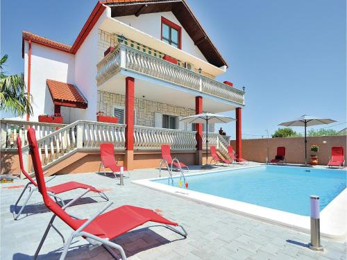 Apartment Biograd na Moru with Outdoor Swimming Pool 188