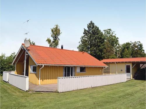 Holiday home Lupinvej Væggerløse