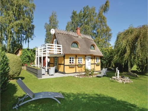 Holiday Home Fiskerhuset 03