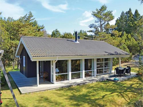 Holiday home Rævevej Ålbæk XII