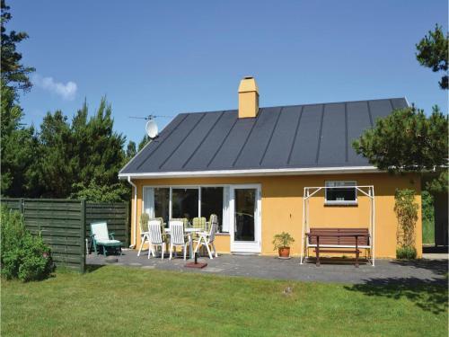 Holiday home Grusbakken Strandby II