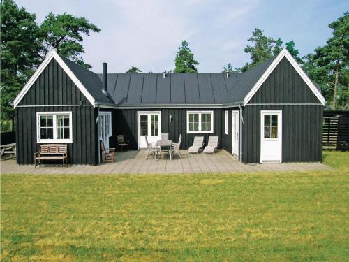 Holiday home Merkurvej Hals Denm