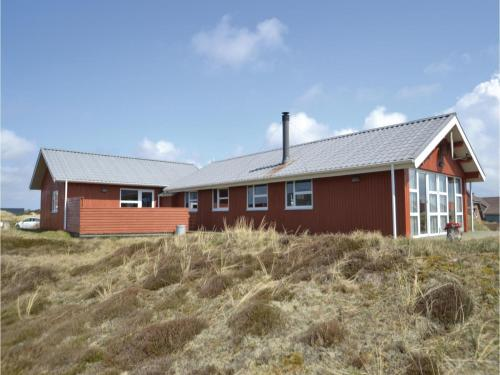Holiday Home Hvide Sande with a Fireplace 2