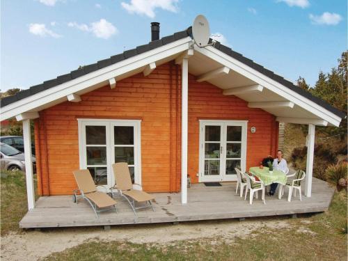 Holiday home Mågevej Vejers Strand IX