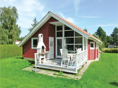 Holiday home Bogfinkevej Præstø Denm