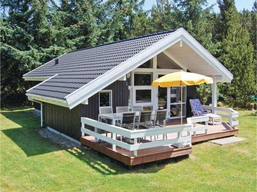 Holiday home Dalen Oksbøl I