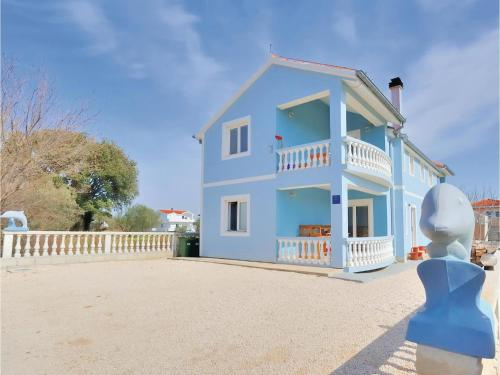 One-Bedroom Apartment Bibinje with Sea View 06