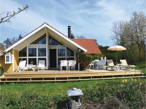 Holiday home Vieholmgårdsvej