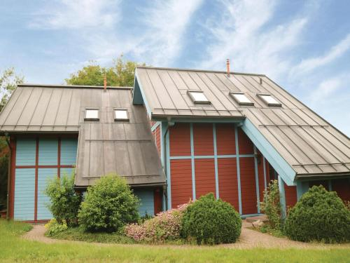 Three-Bedroom Holiday Home in Oberhof, 奥伯霍夫