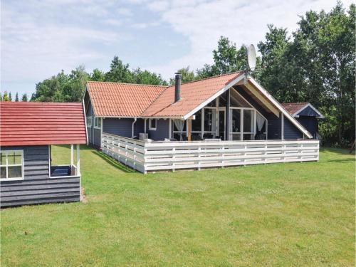 Holiday home Vestparken Otterup III
