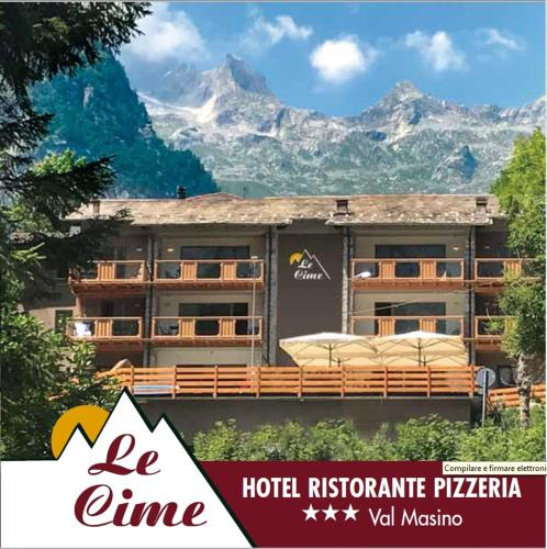 Best Price on Hotel Le Cime in Val Masino + Reviews!