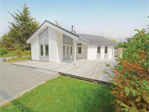 Holiday home Sivsangervej Vestervig X