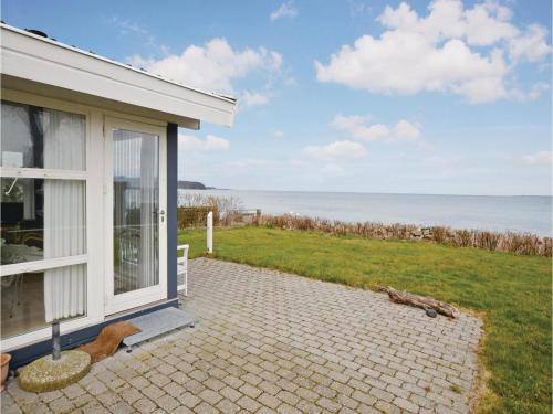 Two-Bedroom Holiday home Vejstrup with Sea View 08