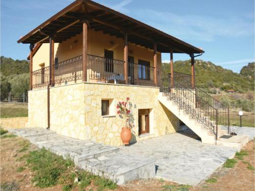 Four-Bedroom Holiday Home in Chiliadou