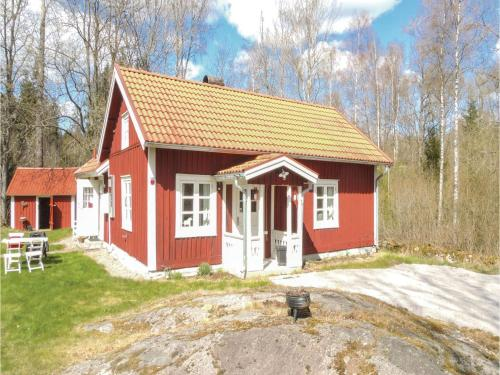 Three-Bedroom Holiday Home in Tingsryd
