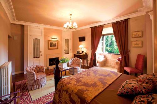 Superior Double Room Pazo de Bentraces 2