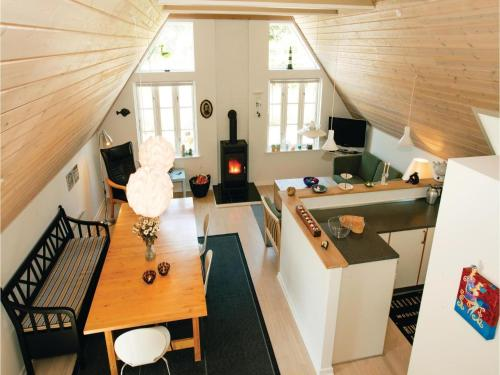 Holiday Home Ulfborg with a Fireplace 03