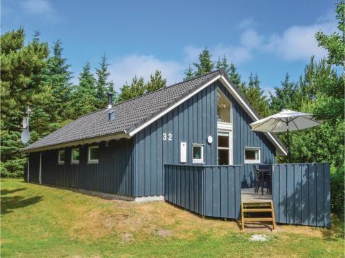 Holiday home Risbjergvej Ringkøbing IX