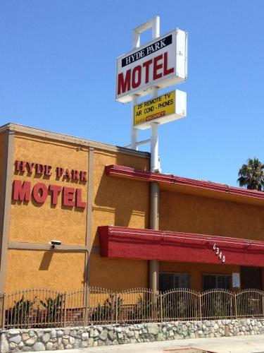 Picture of Hyde Park Motel
