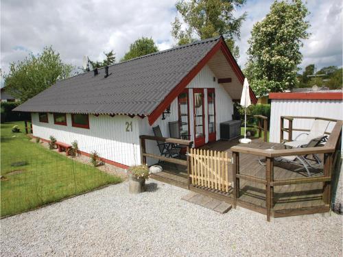 Holiday home Skovløkken