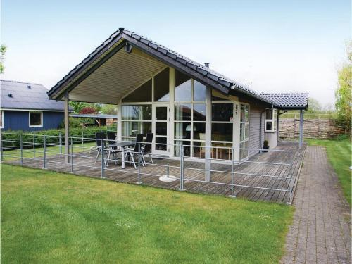 Holiday home Hejsager Strandby I