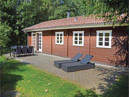 Holiday home Lyngshuse Herning XII