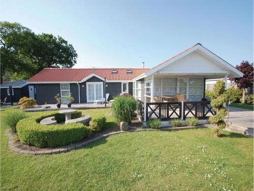 Holiday home Hejsager Strandby M-514
