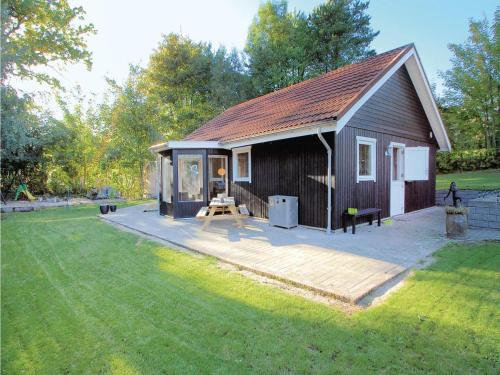 Two-Bedroom Holiday home Haderslev with a Fireplace 103