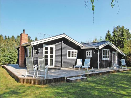 Holiday home Teglgårdsparken Fårvang I