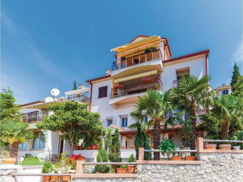 Three-Bedroom Apartment with Sea View in Kostrena