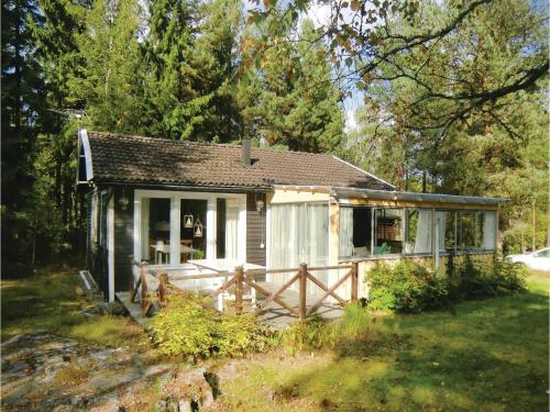 Three-Bedroom Holiday Home in Valdemarsvik, Kaggebo