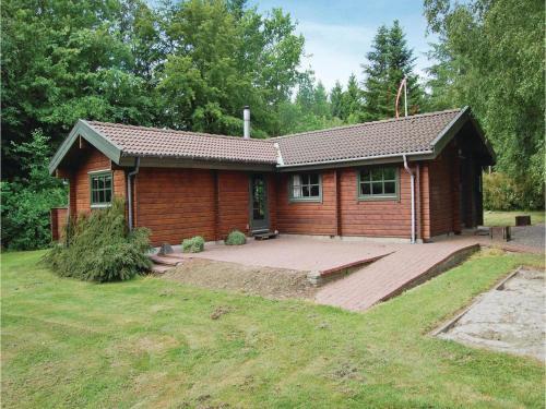 Holiday home Muslingevej Roslev III
