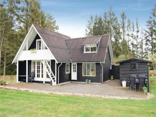 Holiday home Hedevej Bording VI