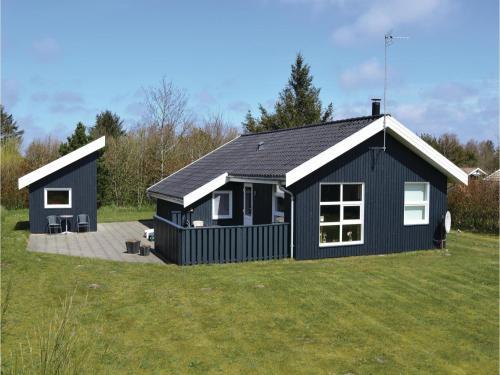 Holiday home Lathyrusvej Ulfborg II
