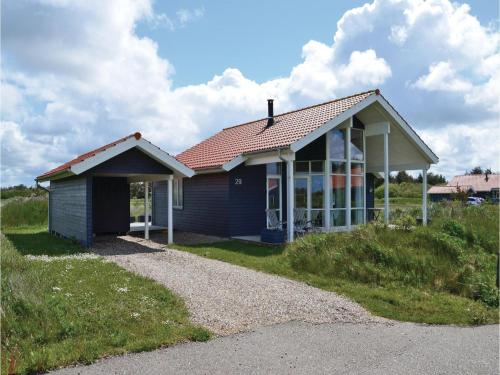 Holiday Home Ulfborg with Fireplace 03