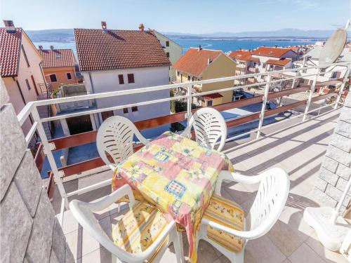 One-Bedroom Apartment Crikvenica with Sea view 01
