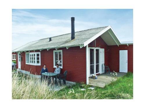 Holiday home Svenstibakkevej Frøstrup I