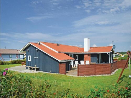 Holiday home Vejlby Klit Harboøre V
