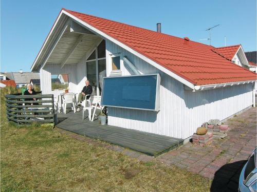 Holiday home Svenstibakkevej Frøstrup Denm