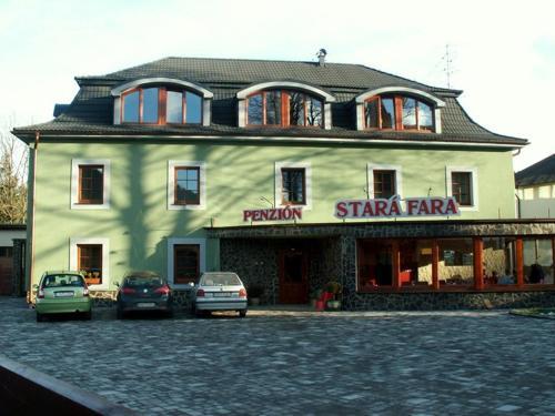 Отель Penzion Stara Fara 1 звезда Словакия