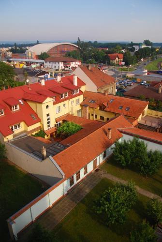 Отель Penzion U Chmelů 0 звёзд Чешская Республика
