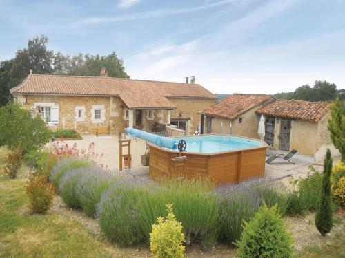 Holiday Home Sourzac La Ferme Du Coq