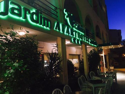 Aparthotel Calema Avenida Jardim Monte Gordo Algarve Portogallo